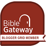 Bible Gateway Blogger Directory