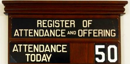 Register of Attendance
