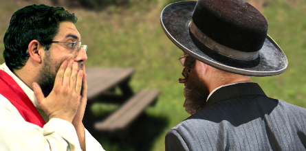 What did the Jew say to the Catholic?